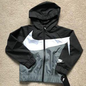 4T Nike Windbreaker Jacket NWT